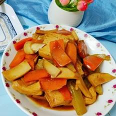 杂蔬烩老豆腐