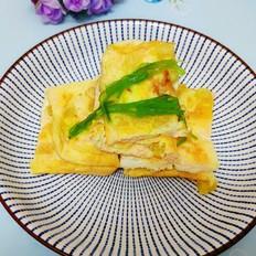 快手菜之寿司萝卜煎鸡蛋