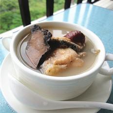 土茯苓鱼骨祛湿汤