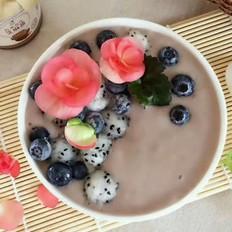 夏日水果奶昔