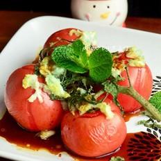 【事事如意】十香烤西红柿