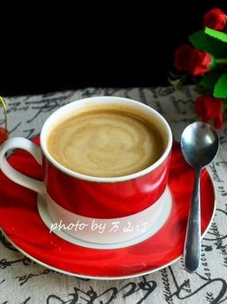 椰浆咖啡的做法