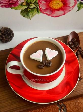 咖啡奶冻的做法