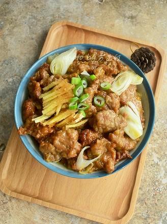 年夜菜硬菜之蒸小酥肉的做法