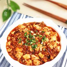 家庭版麻辣豆腐