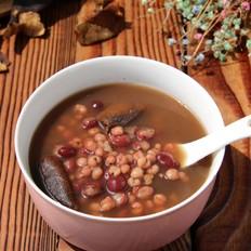 陈皮薏米红豆汤