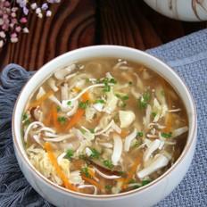 上海酸辣汤