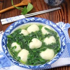 豌豆苗鱼丸汤的做法大全