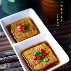 秘制酱香豆腐
