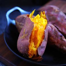 香甜烤红薯