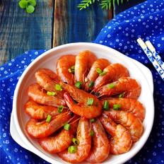 年夜饭硬菜之蚝油团圆虾