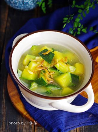 海味南瓜汤的做法