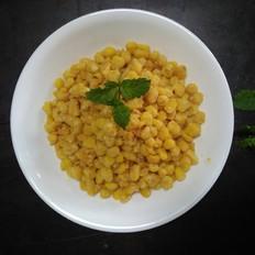 盐焗玉米粒