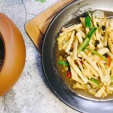 酱香油焖笋的做法大全