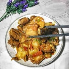 土豆排骨年糕