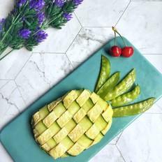 创意菠萝盖饭