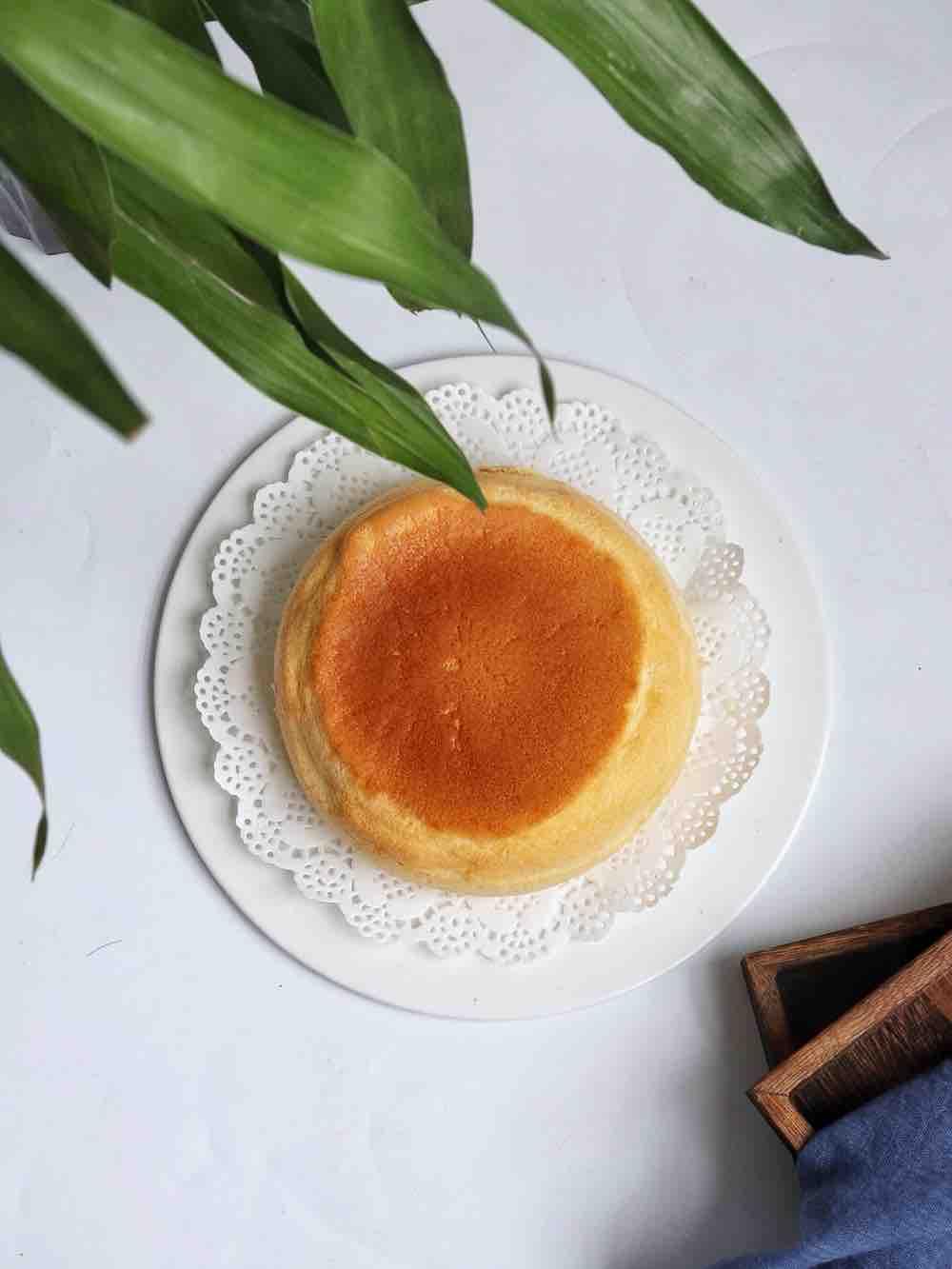 芝士戚风蛋糕(电饭煲版)