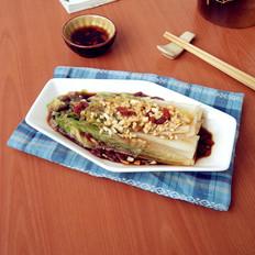 白灼娃娃菜  #午餐#