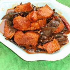 红烧肉烩海带
