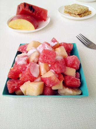 水果沙拉的做法