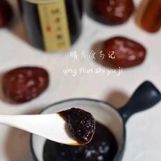 补血佳品——红糖枣泥酱