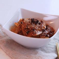 兰州小吃:马三洋芋片