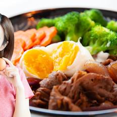 温泉蛋牛肉饭