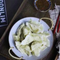 大白菜猪肉馅水饺