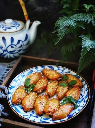 泰式香辣烤翅的做法