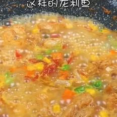 減肥餐五彩龍利魚
