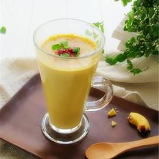 牛奶芒果香蕉汁