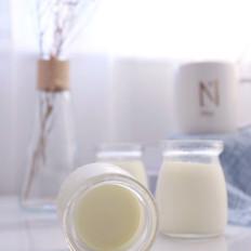 奶粉版原味酸奶