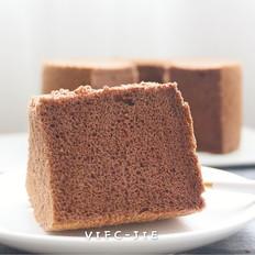 7寸中空可可蛋糕
