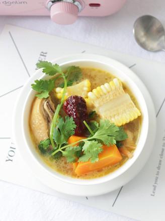 党参黄芪炖鸡汤