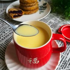 香甜玉米牛奶汁