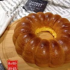 10寸南瓜模具蛋糕