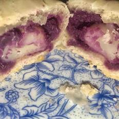 紫薯q心酥