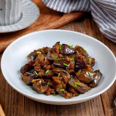 橄榄菜肉末茄子
