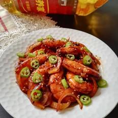 干煸香辣虾