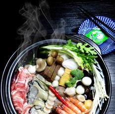 海鲜羊肉火锅