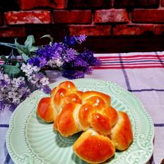 立体花朵面包