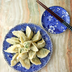 韭菜鲅鱼饺子