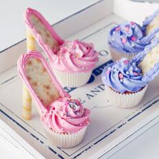 芭比高跟鞋蛋糕