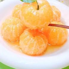 水晶橘子的做法大全