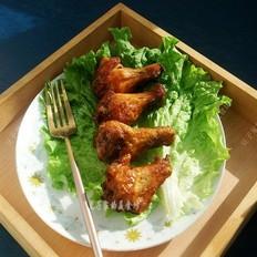 【大鹏展翅】烤鸡翅