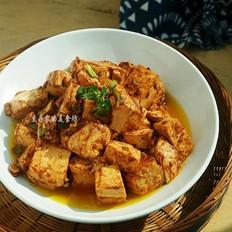 黄酱炒豆腐