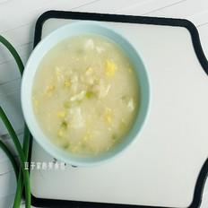 蒜薹疙瘩汤
