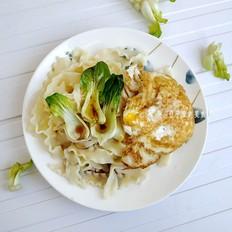 煮蔬菜意粉