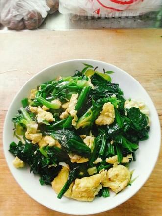 美味菠菜的做法