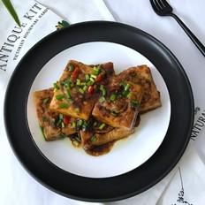 豆腐酿肉煲#晚餐#